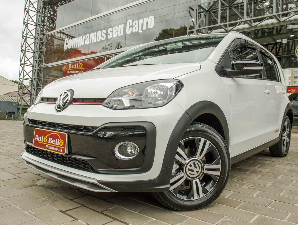 VolksWagen up! Extreme 1.0 TSI Total Flex 12V 5p