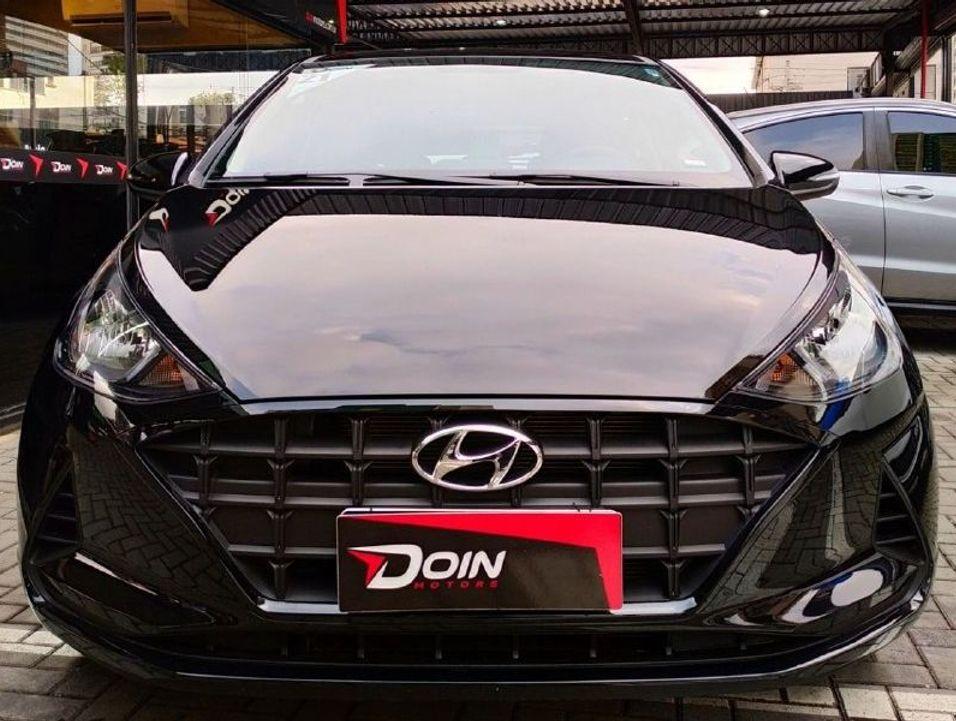 Hyundai HB20 Evolution 1.0 Flex 12V Mec.