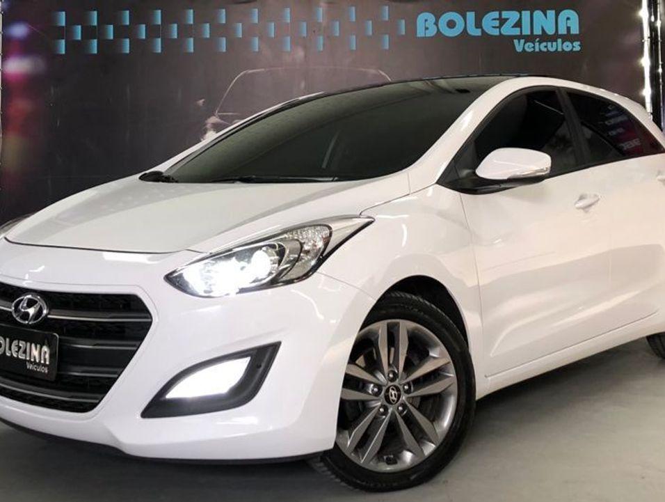 Hyundai i30 1.8 16V Aut. 5p