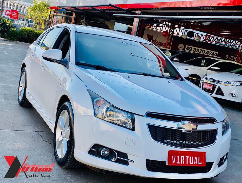 Chevrolet CRUZE HB Sport LT 1.8 16V FlexP. 5p Aut