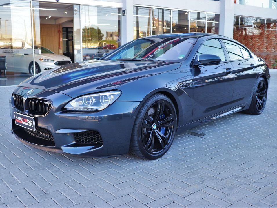 BMW M6 Gran Coupe 4.4 Bi-Turbo V8 32V 560cv