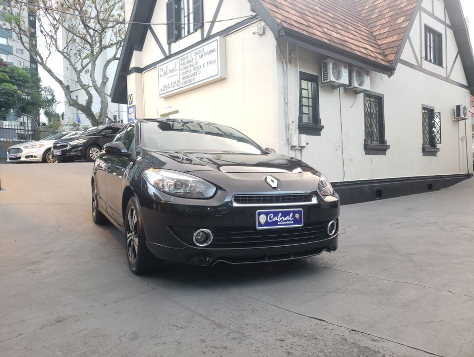 Renault FLUENCE Sedan GT SPORT