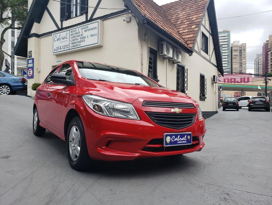 Chevrolet ONIX HATCH LS 1.0 8V FlexPower 5p Mec.