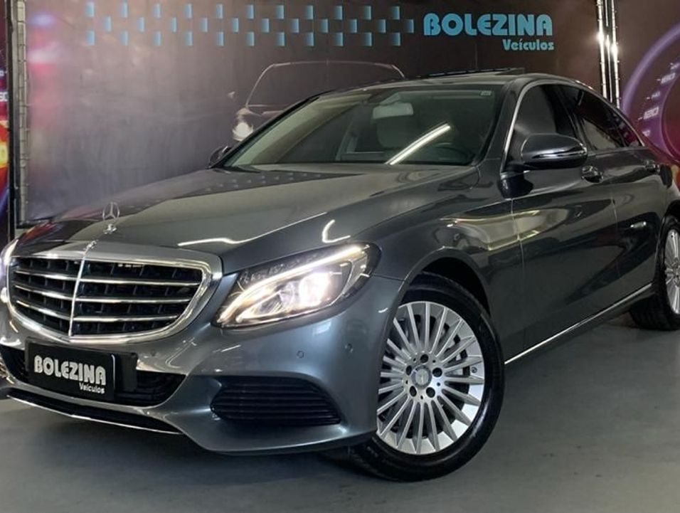 Mercedes C-300 Anniversary Lim. Edit. 2.0 Aut.