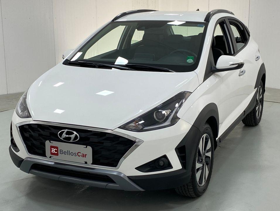 Hyundai HB20X Diamond Plus 1.6 Flex 16V Aut.