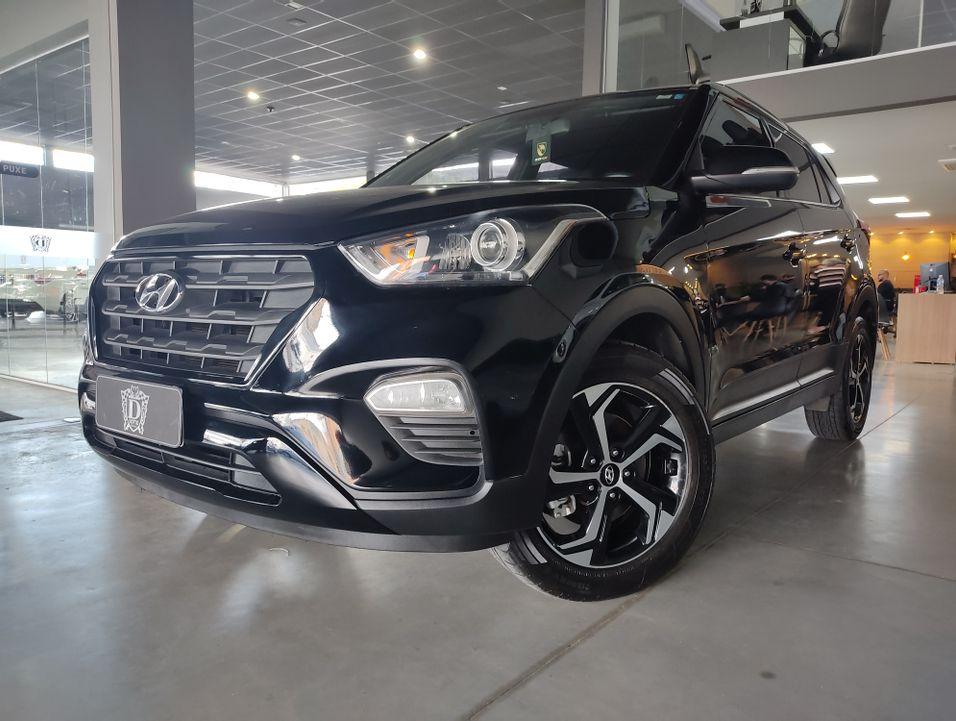 Hyundai Creta Sport 2.0 16V Flex Aut.