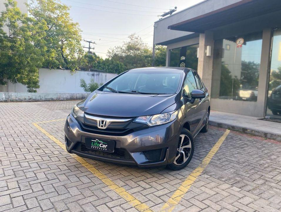 Honda Fit DX 1.5 Flexone 16V 5p Aut.
