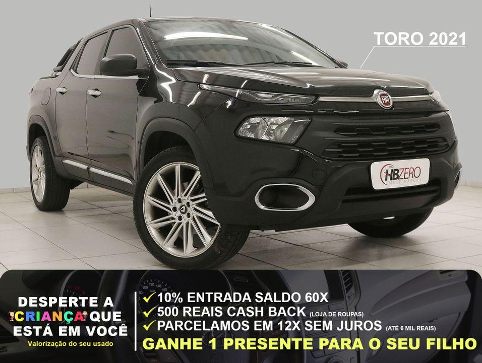 Fiat Toro Endurance 1.8 16V Flex Aut.