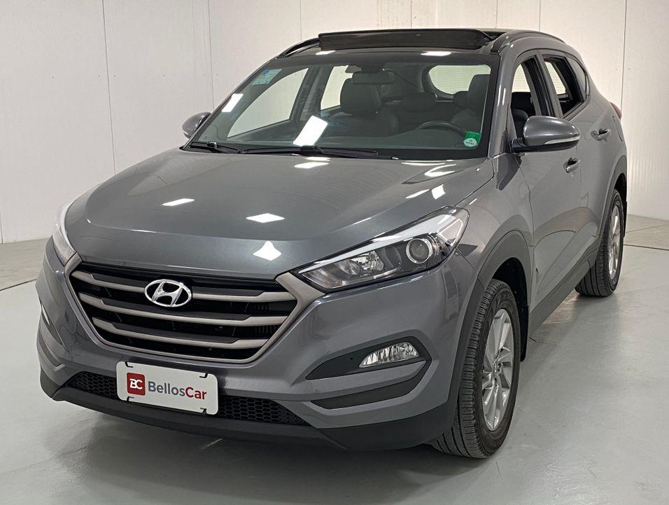 Hyundai Tucson GLS 1.6 Turbo 16V Aut.