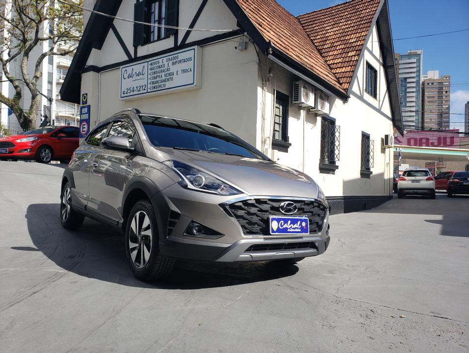 Hyundai HB20X Diamond 1.6 Flex 16V Aut.
