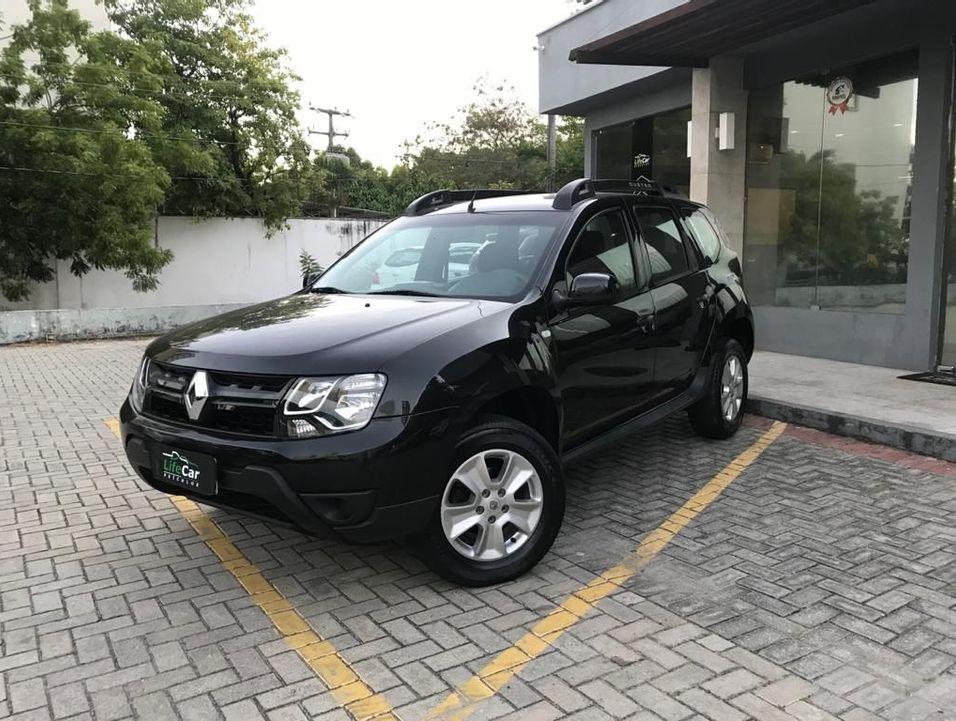 Renault DUSTER Expression 1.6 Flex 16V Aut.
