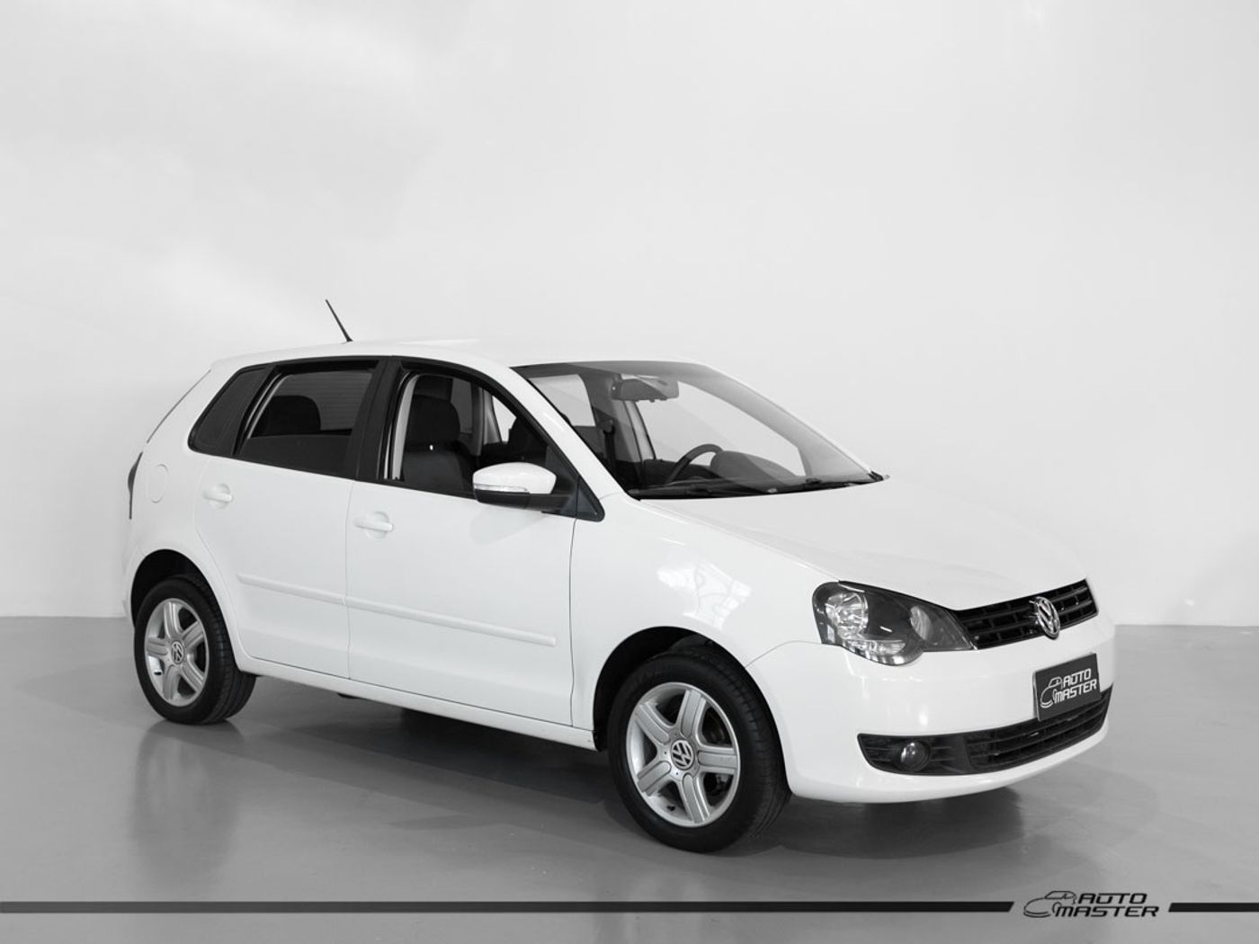 VolksWagen Polo 1.6 E-Flex 8V 5p