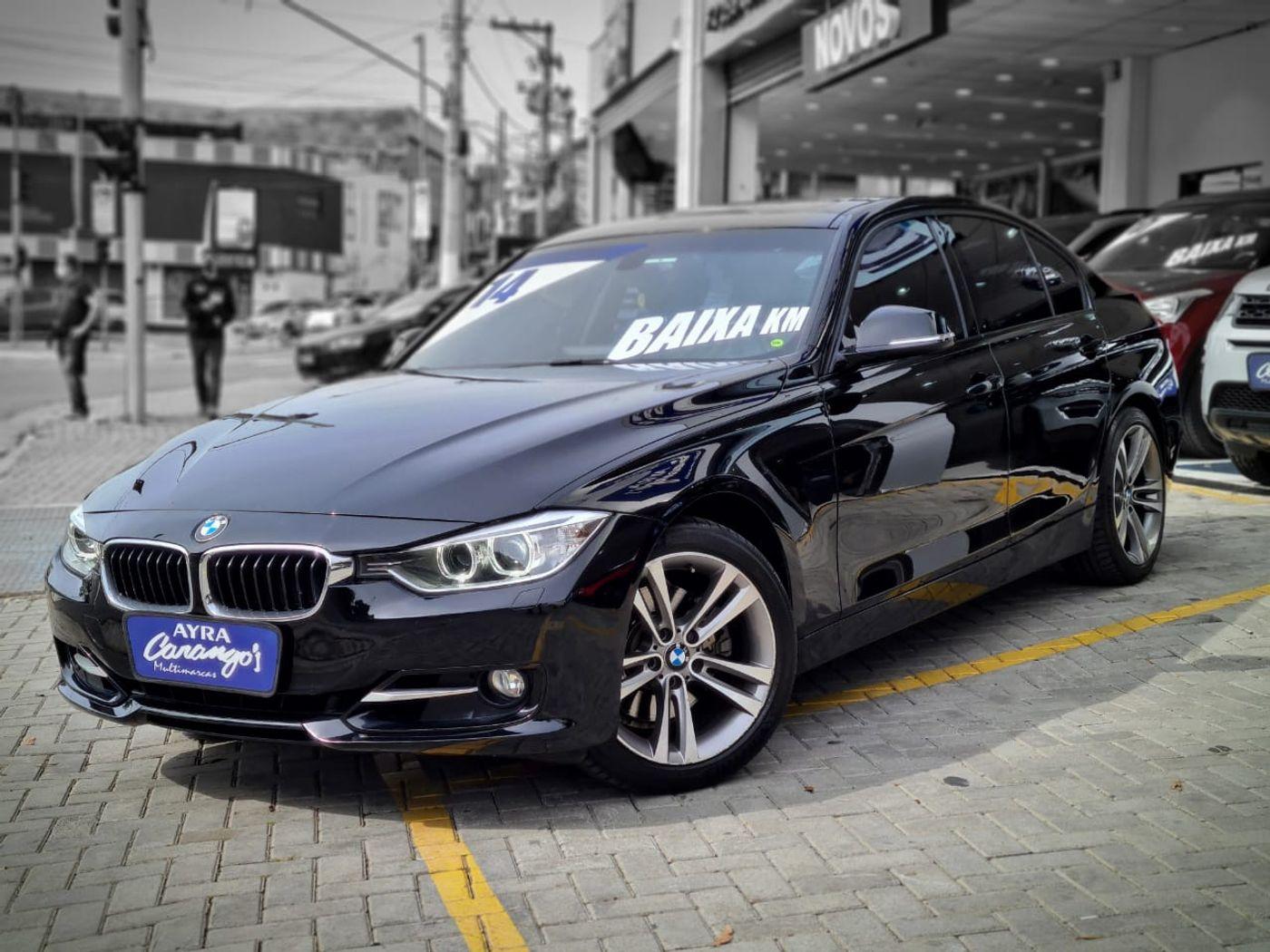 BMW 328iA 2.0 TB/2.0 TB Flex 16V 4p