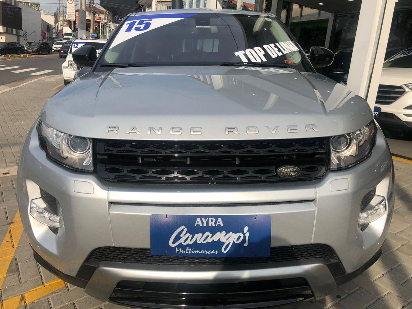 Land Rover Range R.EVOQUE Dynamic Tech 2.0 Aut 3p
