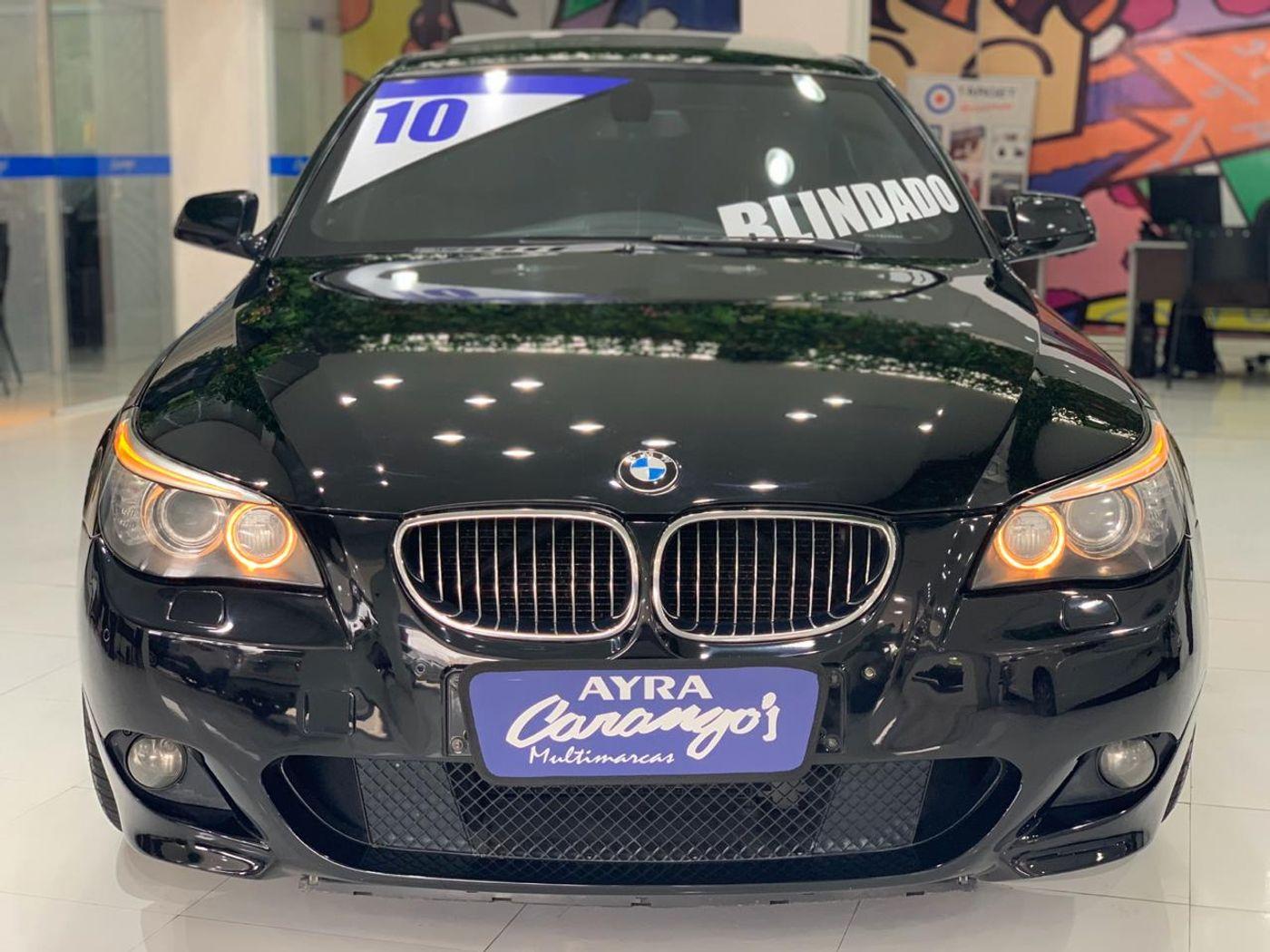BMW 550iA Limited Sport Edition 4.8 32V