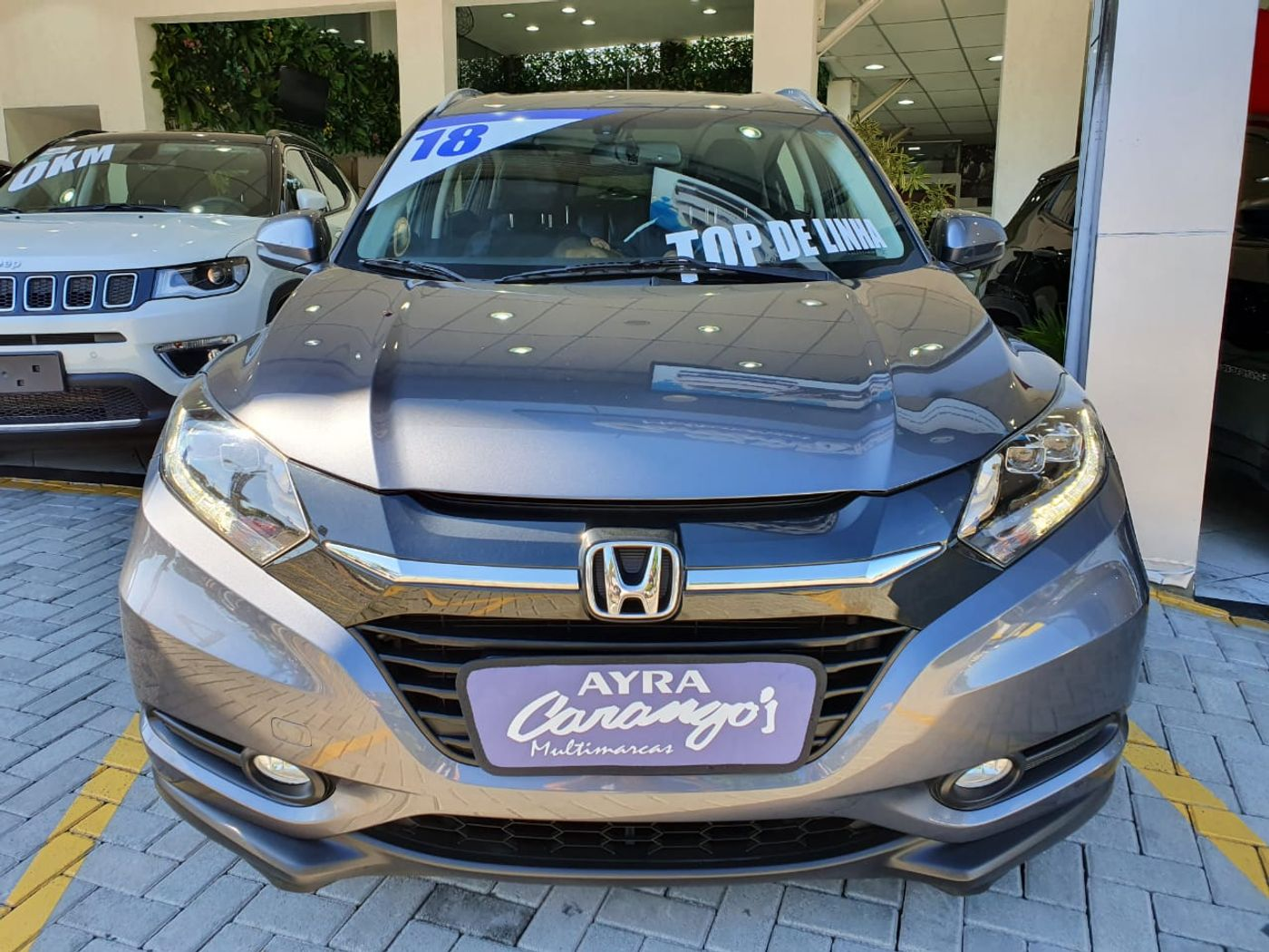 Honda HR-V Touring 1.8 Flexone 16V 5p Aut.