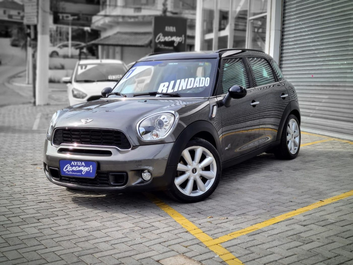 Mini COOPER Countryman S ALL4 1.6 Aut.