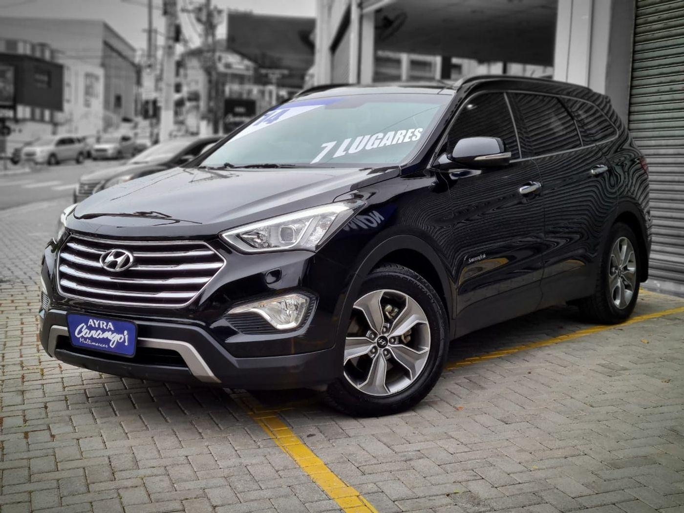 Hyundai Grand Santa Fé  3.3 V6 4X4 Tiptronic