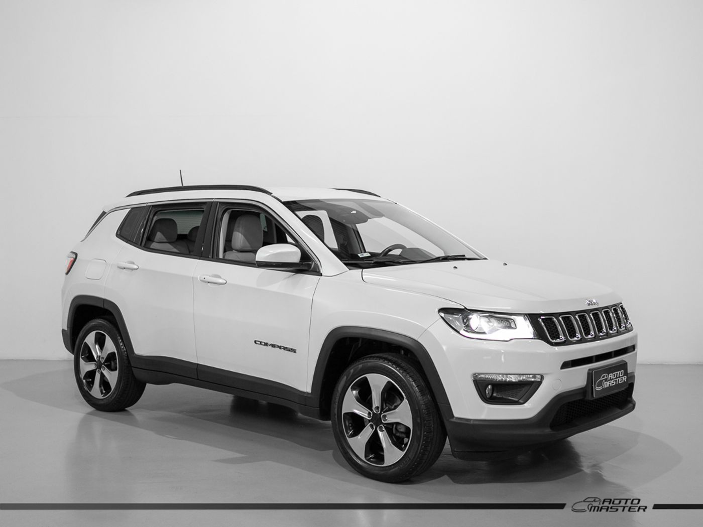 Jeep COMPASS LONGITUDE 2.0 4x2 Flex 16V Aut.