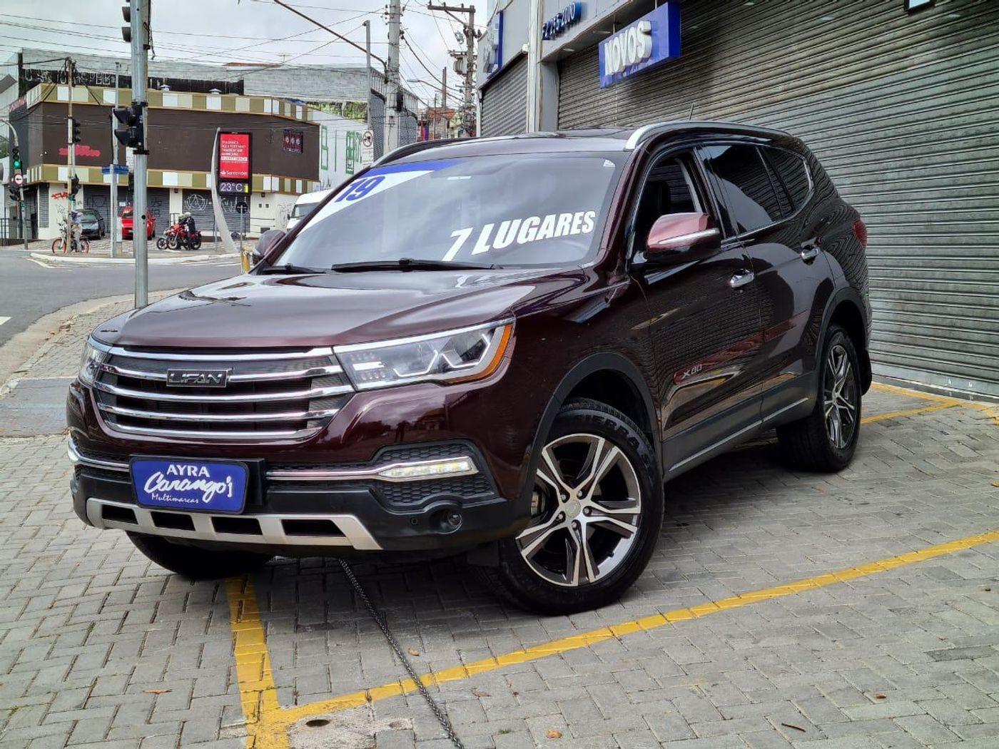 LIFAN X80 VIP 2.0 Turbo 184cv 5p Aut.