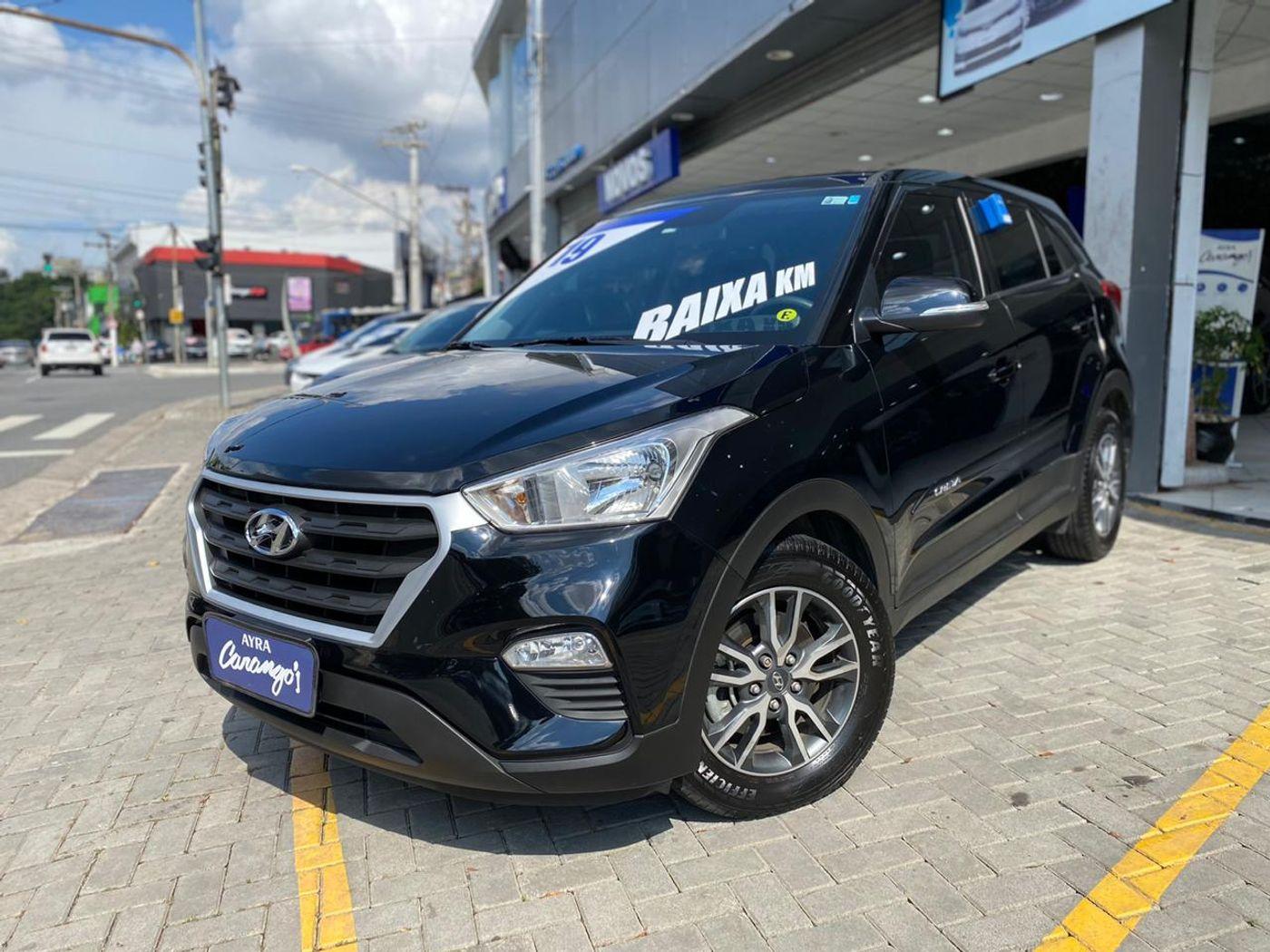Hyundai Creta Attitude 1.6 16V Flex Aut.(PCD)