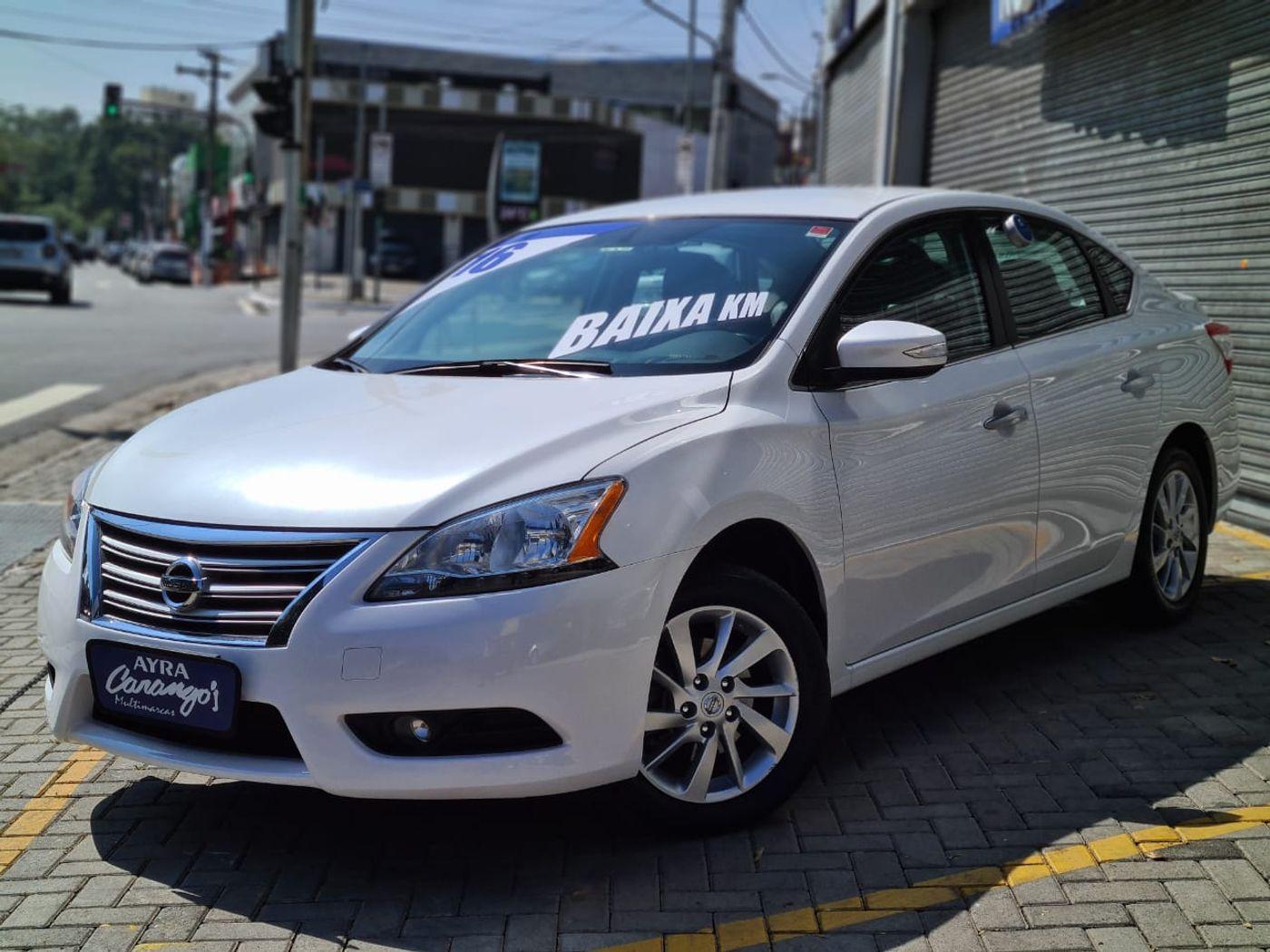 Nissan Sentra SV 2.0 FlexStart 16V Aut.