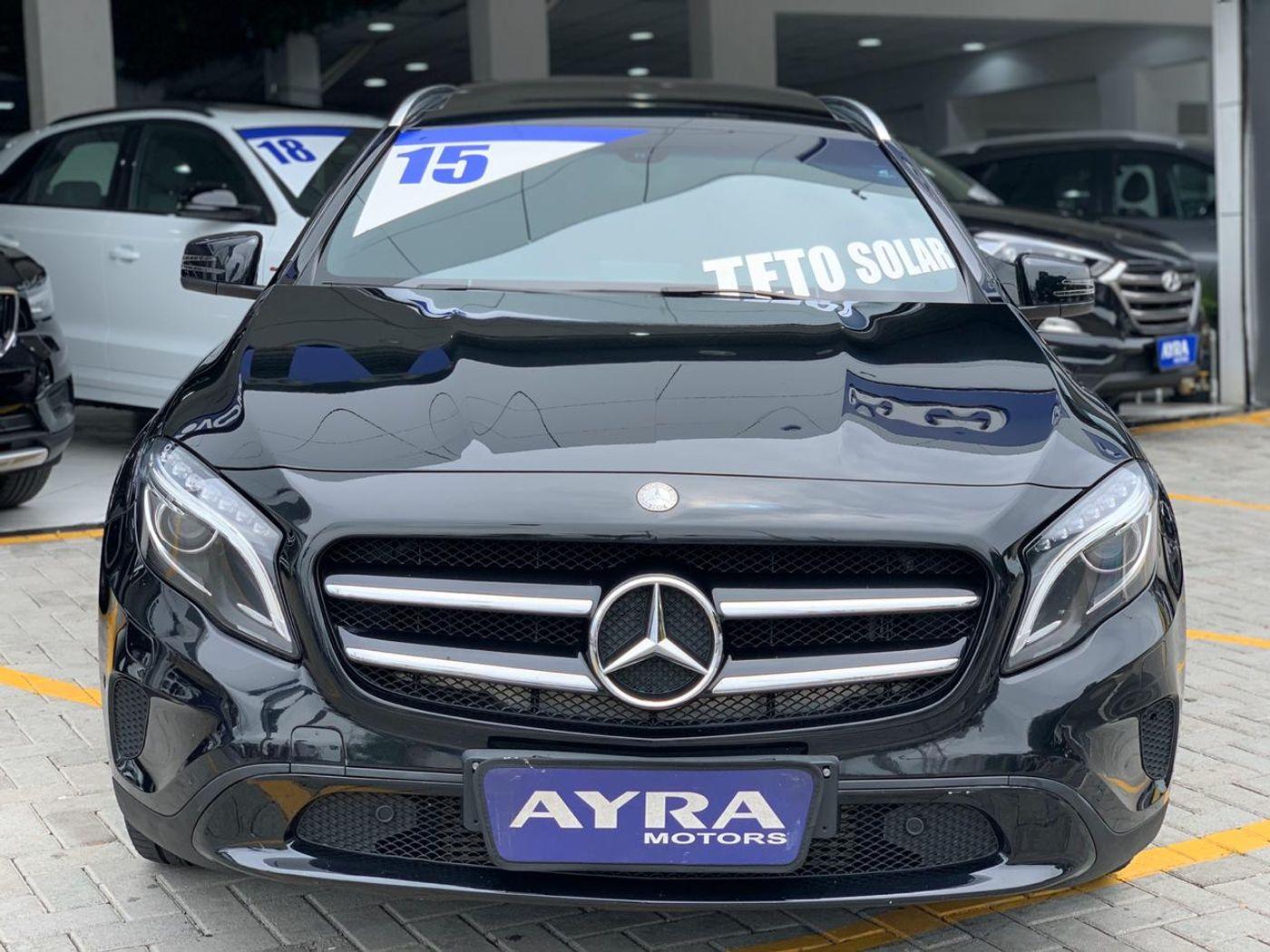 Mercedes GLA 250 Vision 2.0 TB 16V 211cv Aut.