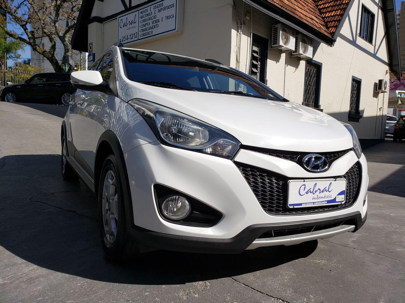 Hyundai HB20X Premium 1.6 Flex 16V Aut.