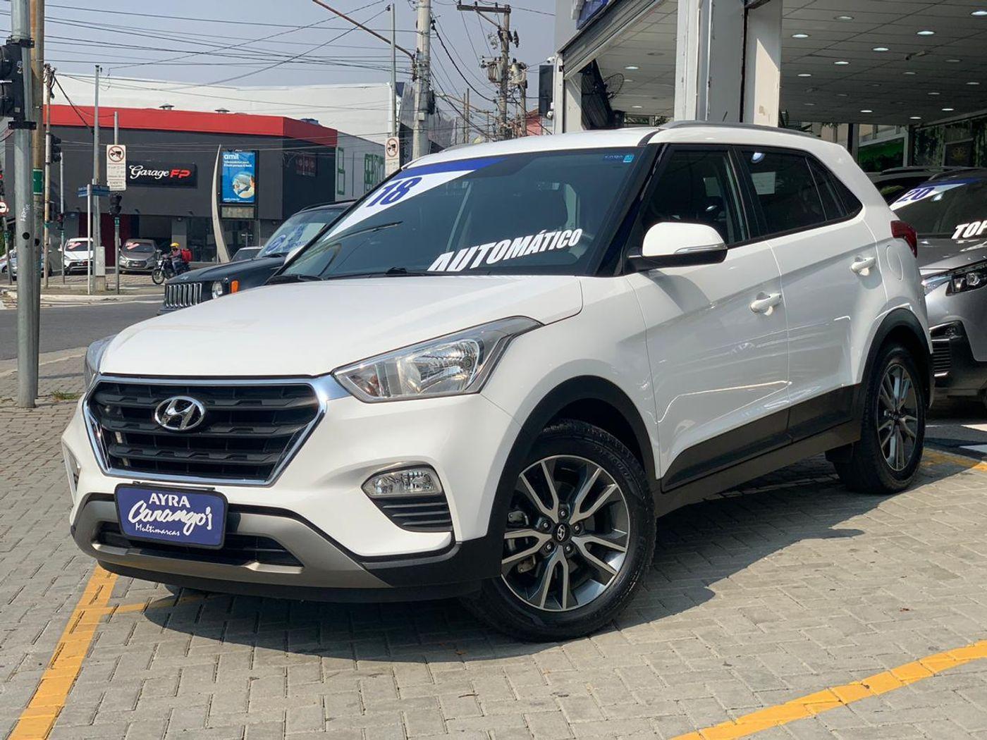 Hyundai Creta Pulse 1.6 16V Flex Aut.