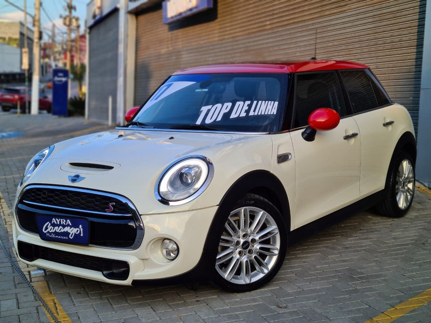 Mini COOPER S 2.0 Turbo 16V 5p Aut.