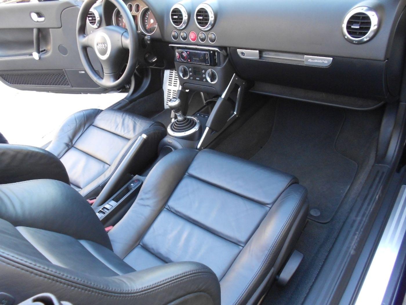 Audi TT 1.8 TB Quattro 225cv
