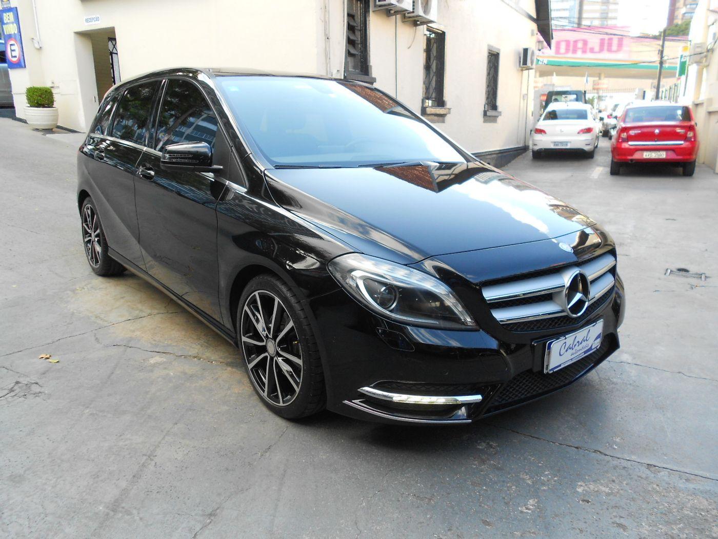 Mercedes Classe B 200 CGI 1.6 TB/Flex Aut.