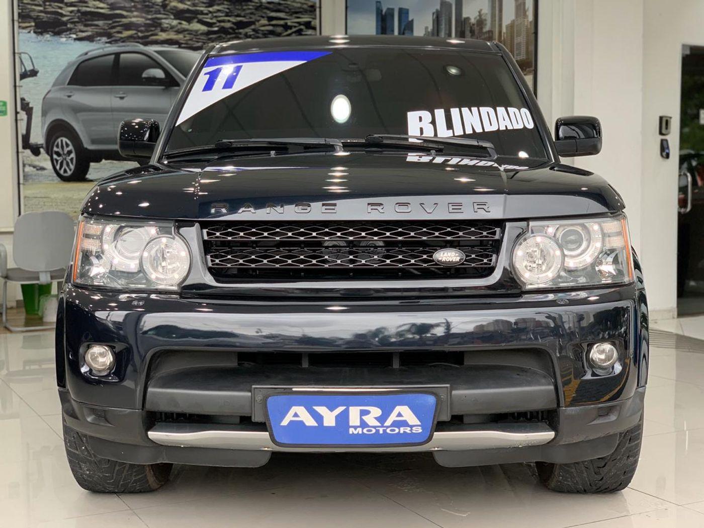 Land Rover Range Rover Sport HSE SUPERCHAR. 5.0 V8