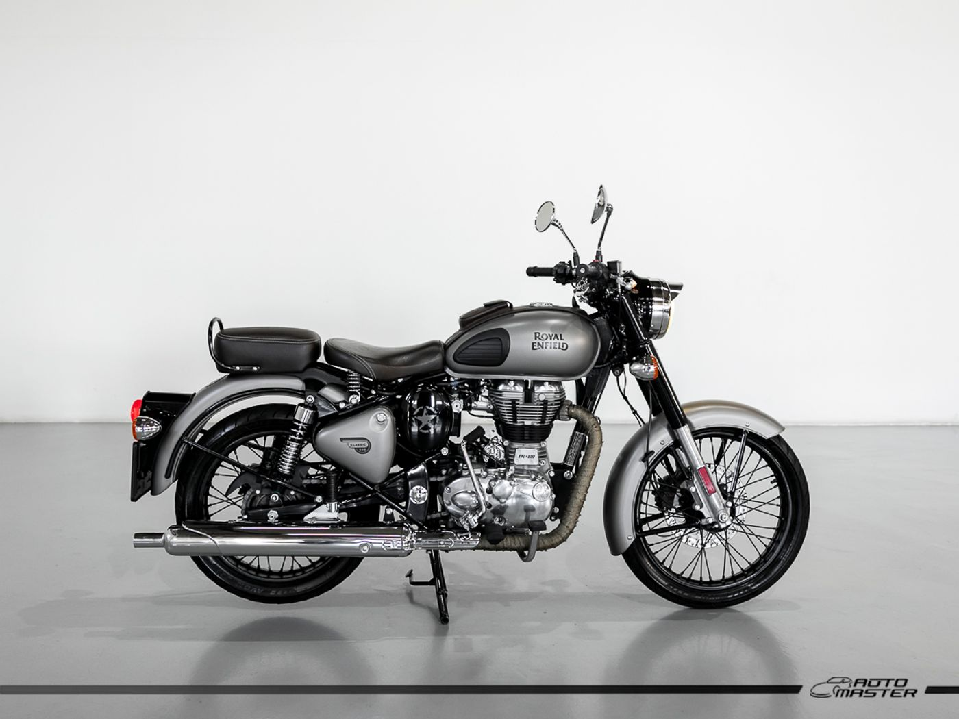 Royal Enfield Classic Gun Metal Grey 500 EFI