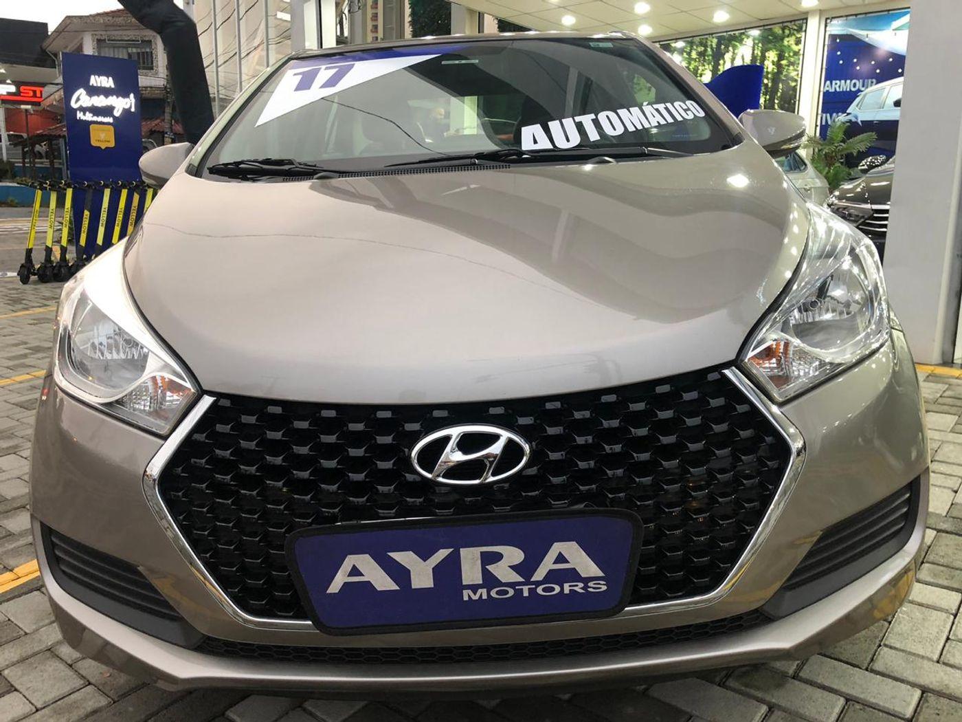 Hyundai HB20S Ocean 1.6 Flex 16v 4p Aut.