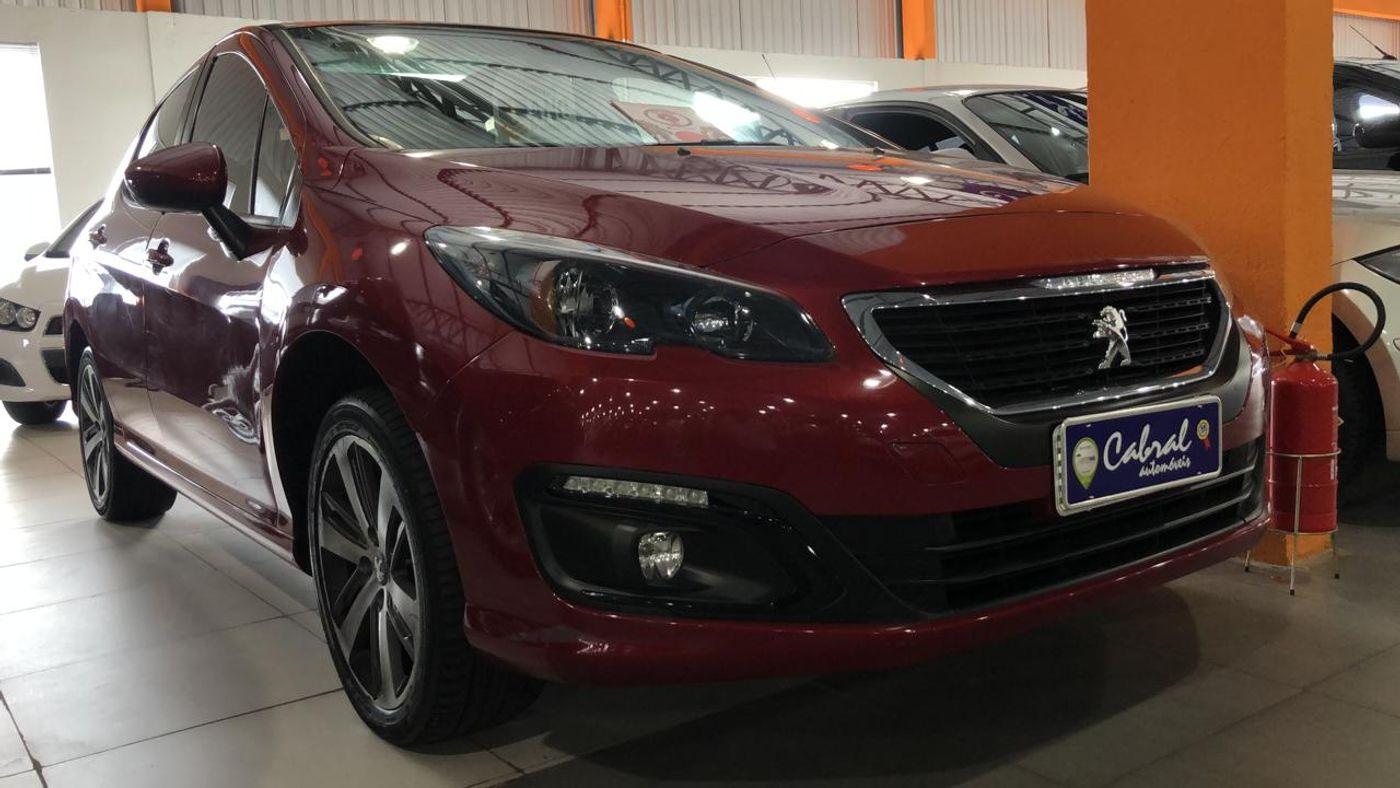 Peugeot 308 Griffe 1.6 Turbo Flex 16V 5p Aut.
