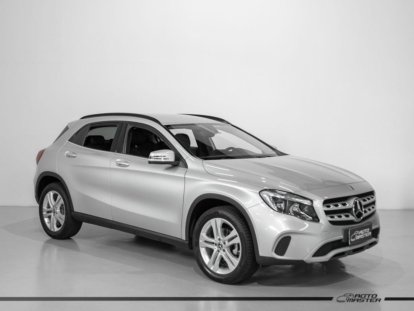 Mercedes GLA 200 Style 1.6 TB 16V/Flex Aut.