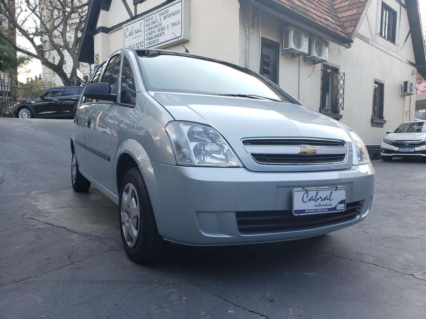 Chevrolet Meriva Joy 1.4 MPFI 8V ECONOFLEX 5p