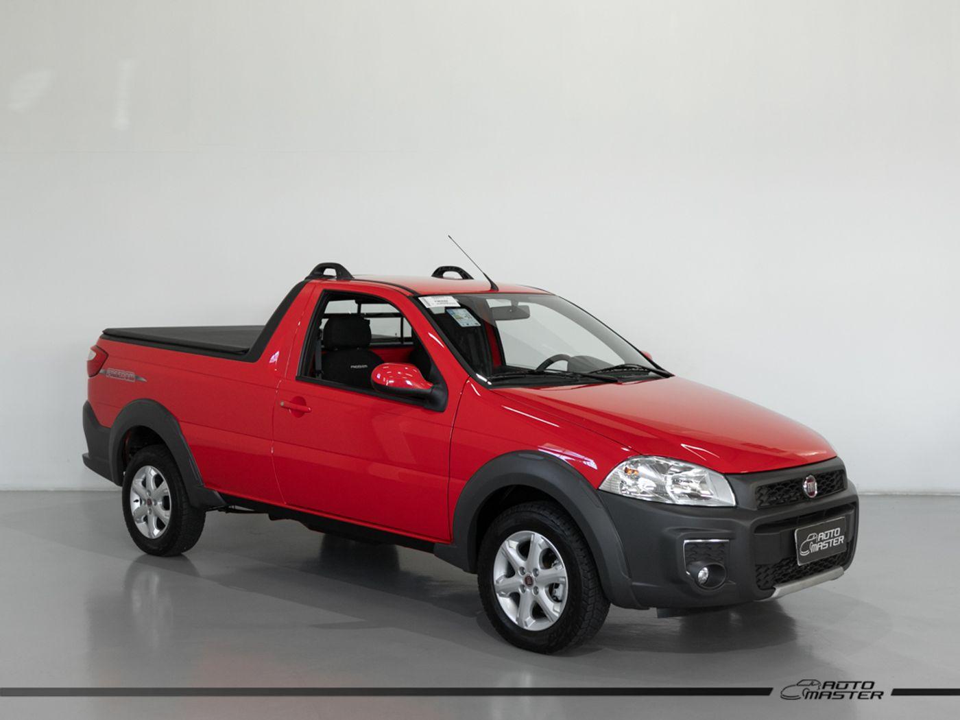 Fiat Strada Freedom 1.4 Flex 8V CS