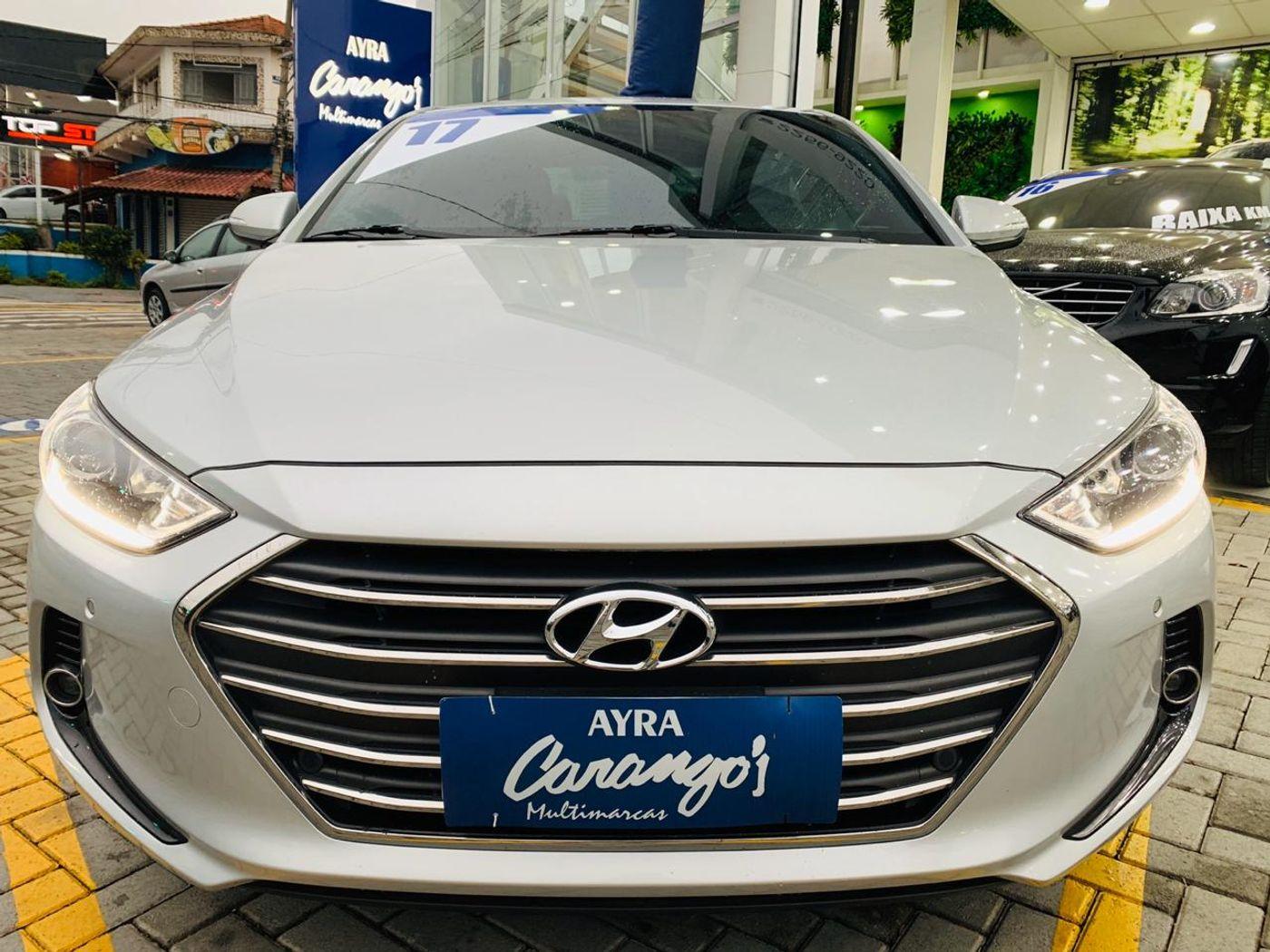 Hyundai Elantra Special Edit. 2.0 16V Flex Aut.