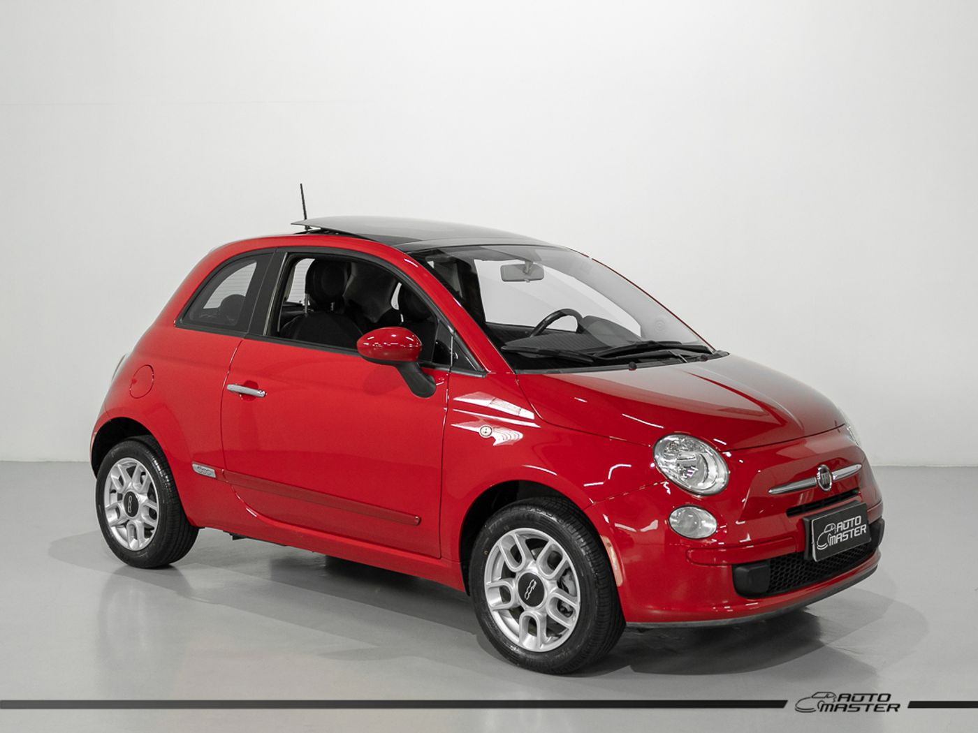 Fiat 500 Cult 1.4 Flex 8V EVO Dualogic