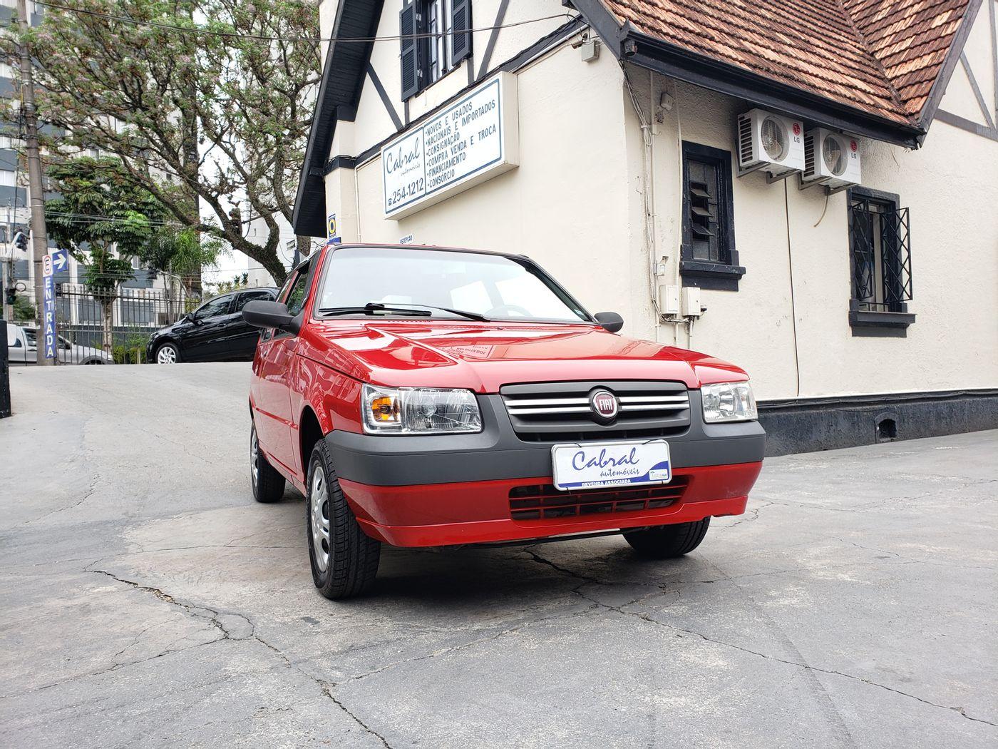 Fiat Uno Mille Celeb/Celeb.ECON 1.0 F.Flex 2p