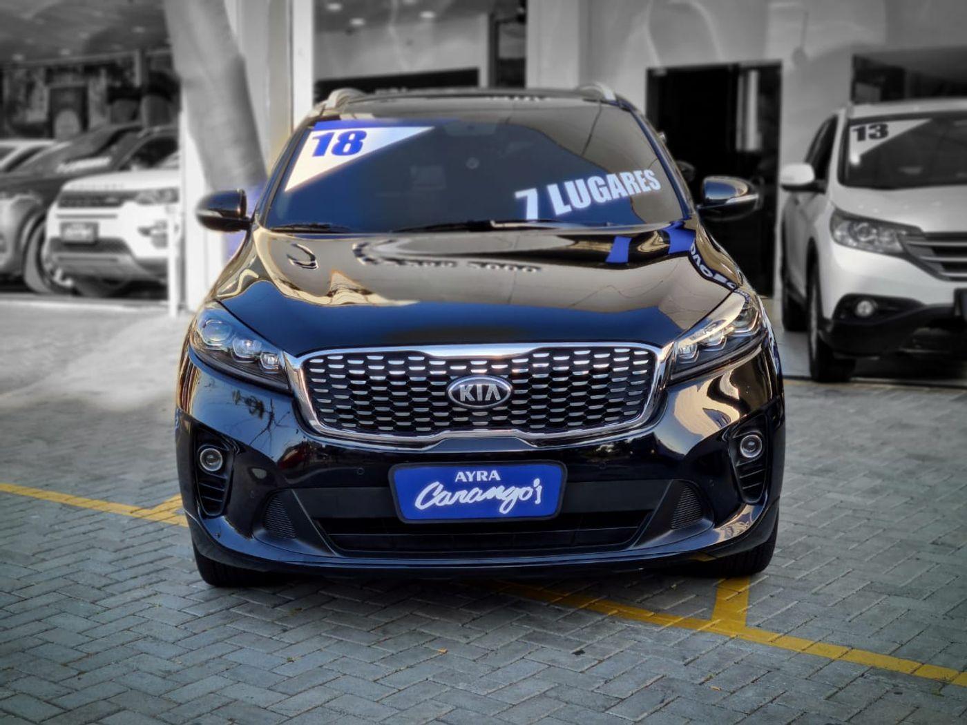 Kia Motors Sorento 3.5 V6 24V 278cv 4x2 Aut.