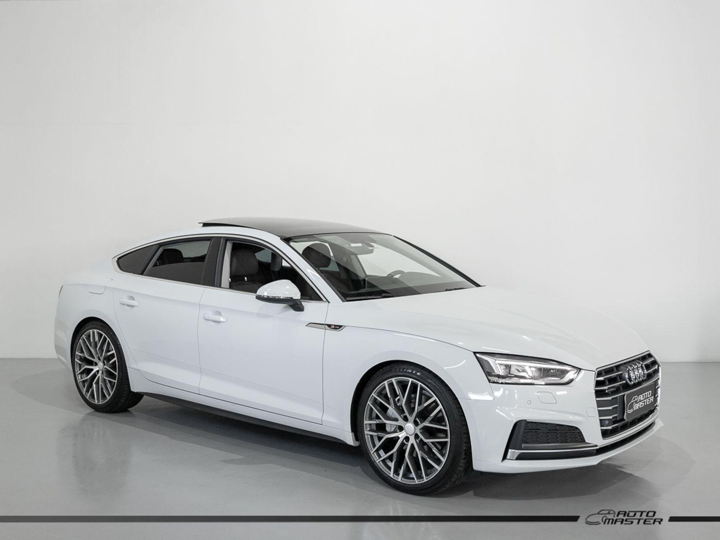 Audi A5 Ambit. Plus Sport. 2.0 TFSI S tronic