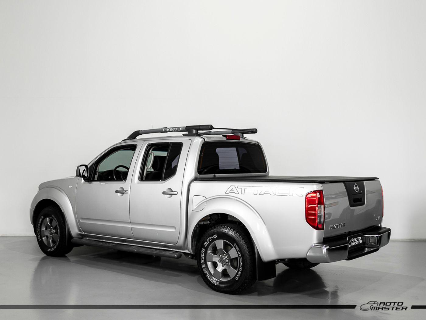 Nissan Frontier SE ATTACK CD 4x2 2.5 TB Diesel