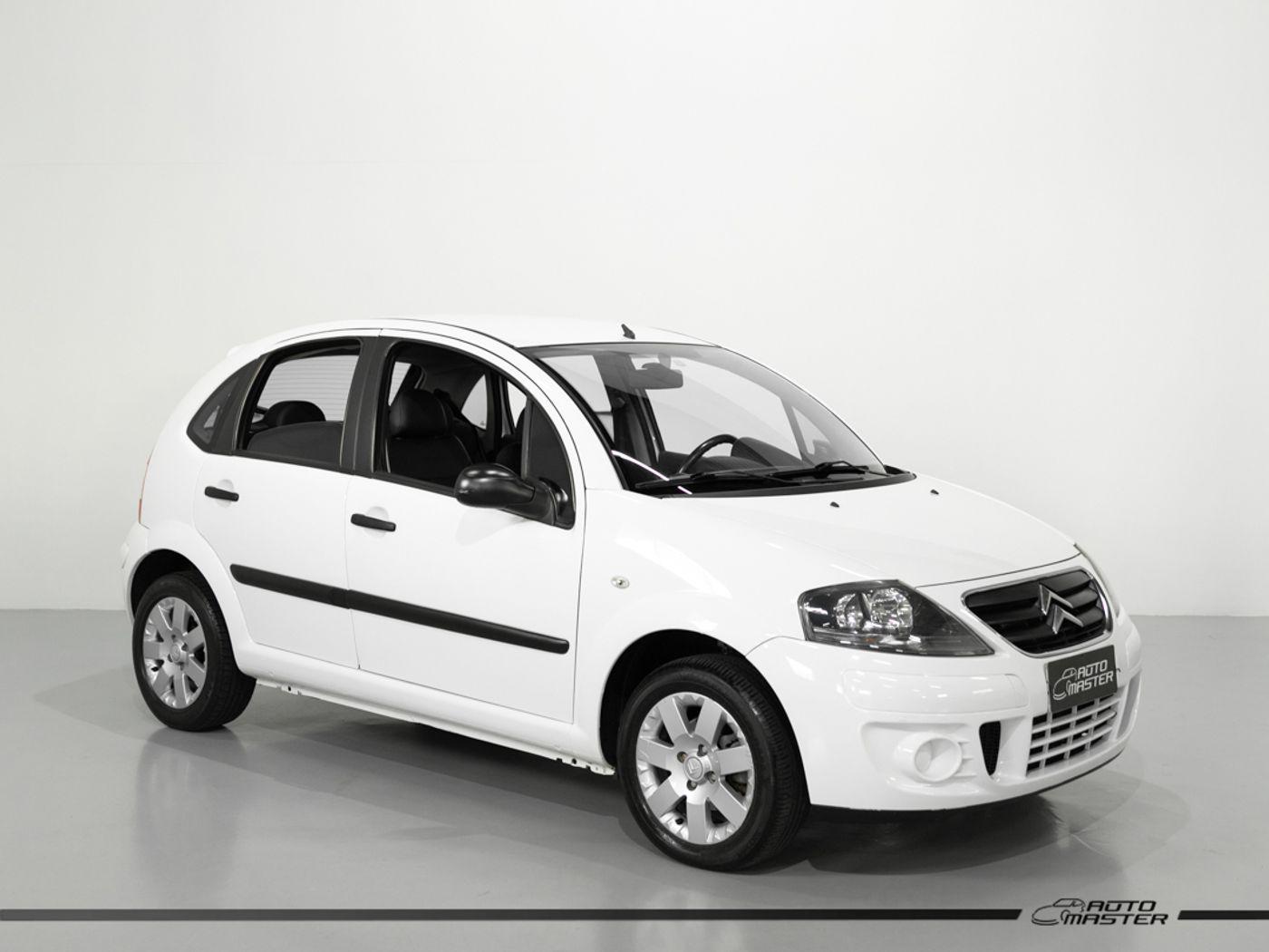 Citroën C3 GLX 1.4/ GLX Sonora 1.4 Flex 8V 5p