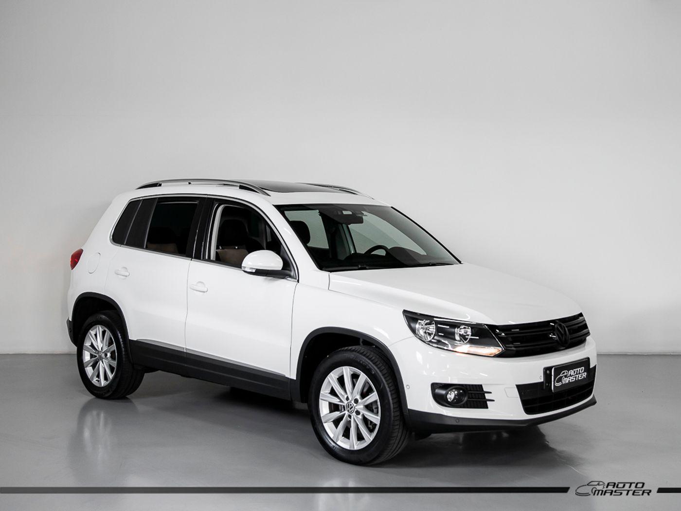 VolksWagen TIGUAN 2.0 TSI 16V 200cv Tiptronic 5p