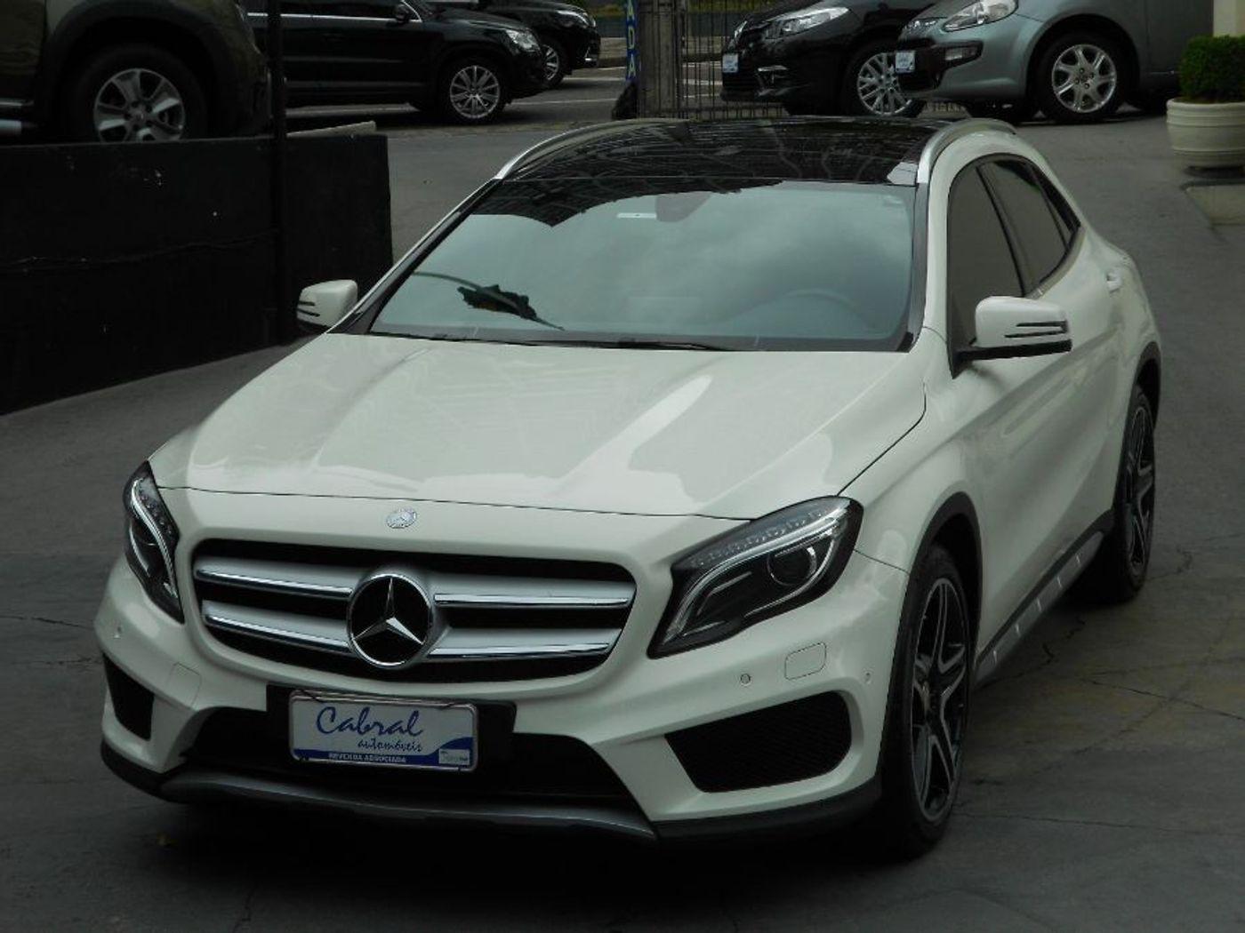 Mercedes GLA 250 Sport 2.0 TB 16V 4x2  211cv Aut.