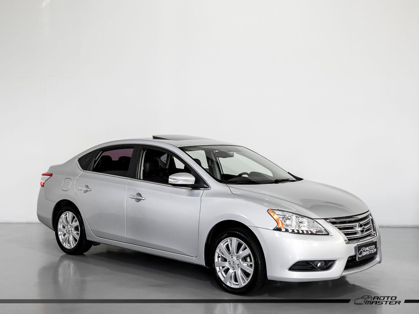 Nissan Sentra SL 2.0/ 2.0 Flex Fuel 16V Aut.