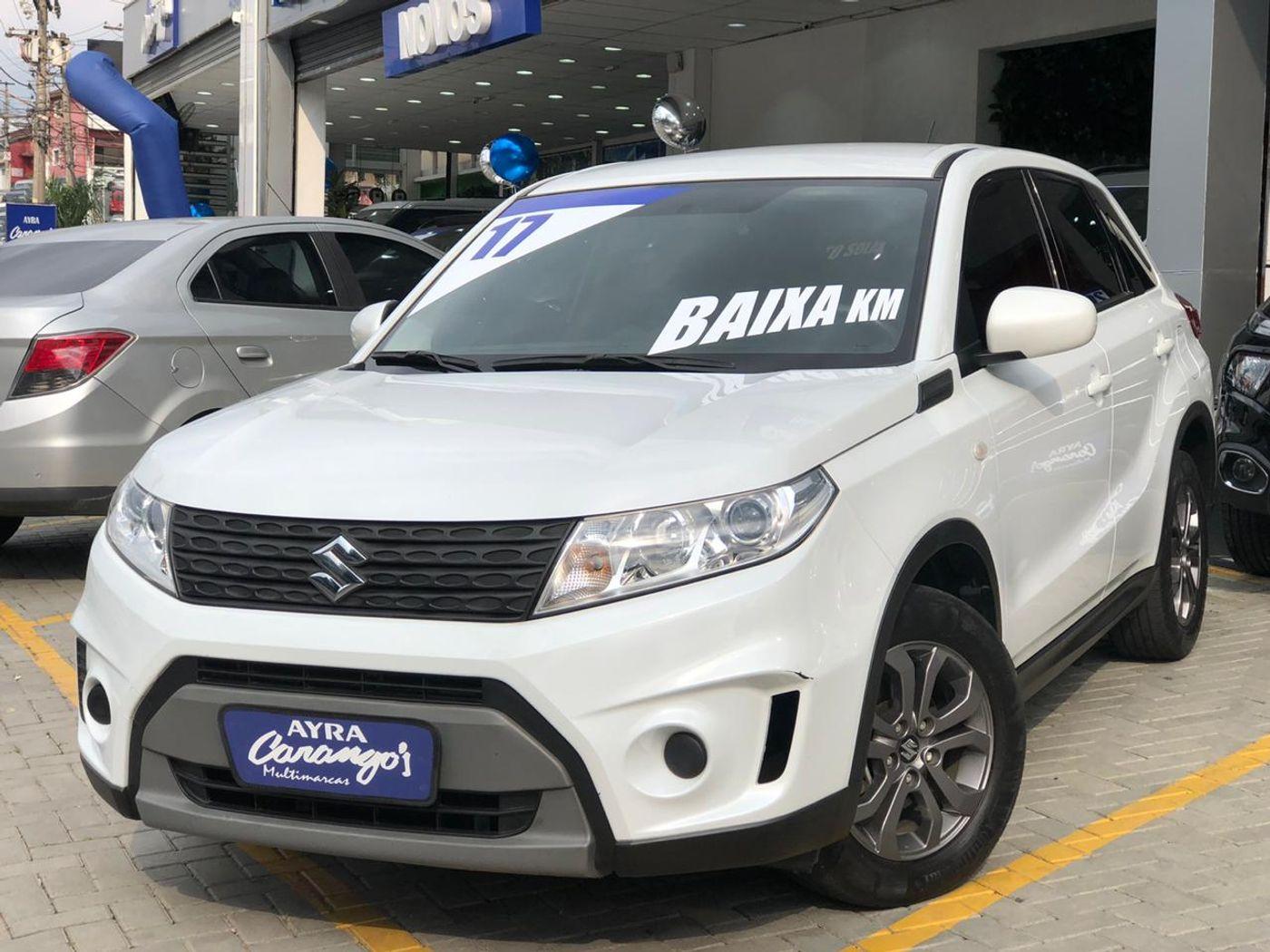 Suzuki Vitara 4ALL 1.6 16V Aut.